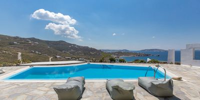 """Photo for Villa """"Aeracura"""" 2 (Private Pool) July - August"""