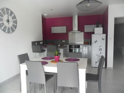 Photo for 2BR Apartment Vacation Rental in Hasparren, Nouvelle-Aquitaine