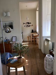 Photo for Excellent apartment in Baixa Chiado with front views of the Tagus River