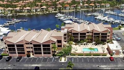 Photo for Stunning Burnt Store Marina, 1 Bedroom Condo