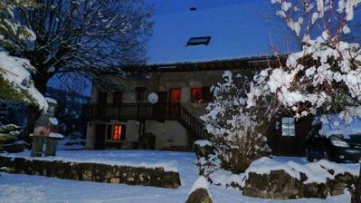 Photo for At the Savoyard farmhouse .......