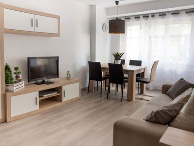 Photo for Lloret: Apartment in the center .Very near the leisure and beach