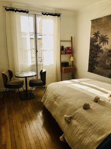 Photo for Charming studio between Abbesses and Place du Tertre