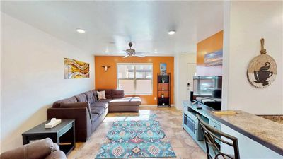 Photo for Brand New 2 Bedroom Condo, With Two Patios Facing the La Sal Mountains and Moab Rim.