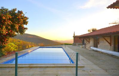 Photo for T6 with mountain views, pool and garden