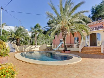 Photo for Villa Tocal in Javea with 5 bedrooms and sleeps up to 11 people