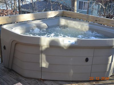 Photo for 4 bedrooms / private hot tub in Margaritaville by Tan Tar A!