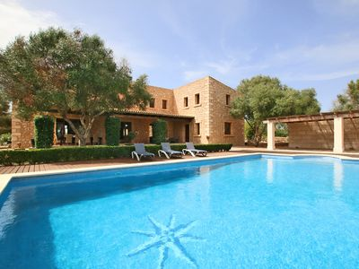 Photo for Latenea - Country house for 8 people in Algaida