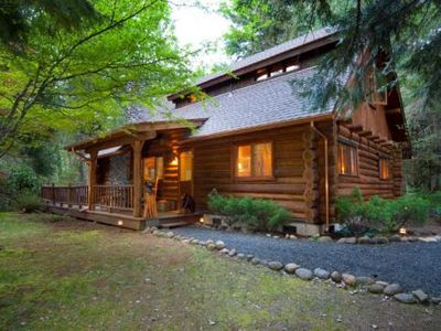 Photo for 4BR House Vacation Rental in Blue River, Oregon