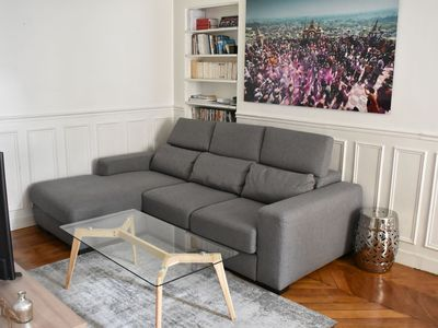 Photo for Spacious 2 Bedrooms Apartment in Sèvres-Lecourbe