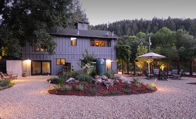Photo for Sophisticated 2 Story Studio Apt w/Vineyard Views- 30 day min