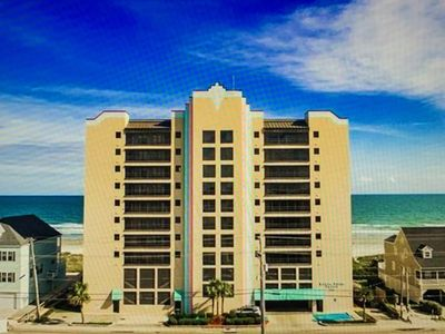 Photo for Newly Listed! OCEANFRONT Condo: Sleeps 6- Newly Renovated!
