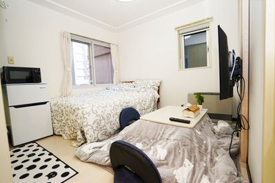 #102 Easy access to Sapporo, Max 2 ppl