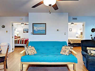 Photo for Deckhouse - Two Bedroom Home