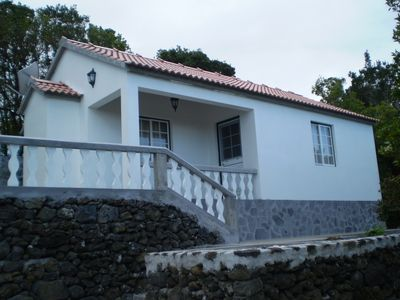 Photo for Girassol - Ocean & island view holiday home (Quinta do Milhafre)