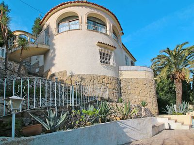Photo for Vacation home Villa Elbi  in Calpe, Costa Blanca - 7 persons, 3 bedrooms