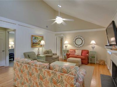 Photo for Oceanwoods 485: 3 BR / 2 BA home in Kiawah Island, Sleeps 6