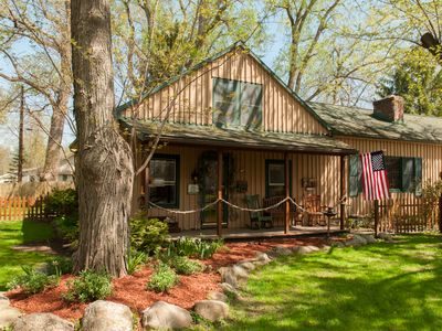 Photo for Our Conesus Lake House - Affordable, Quality Vacation Destination