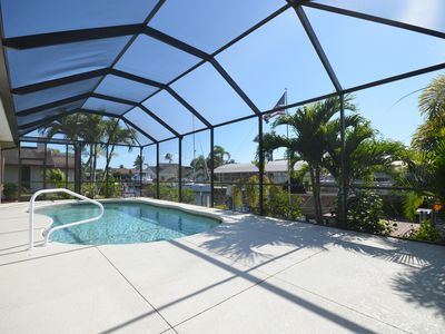 Photo for Sunny Pool Home In The Best Area Of Cape Coral!