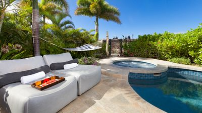 Photo for ❤️PiH❤️ ★ Sea Glass ★ Luxury & Elegance ★ Private Heated Pool - Spa ★ Best Views