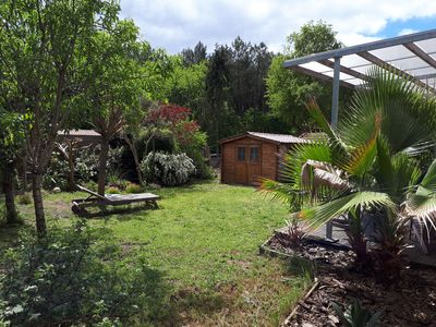Photo for quiet holiday home 20 minutes from the ocean