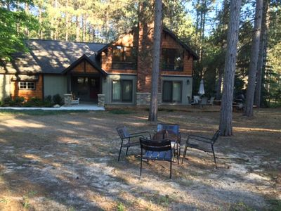 Photo for The Tamarack Vacation Home at Crystal Mountain Resort for your ski or golf fun