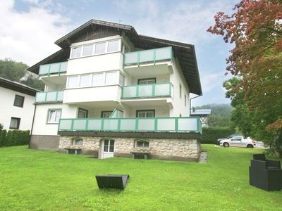Photo for Neatly furnished apartment close to the famous Wolfgangsee Lake!