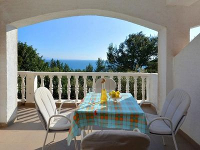 Photo for Studio flat near beach Ivan Dolac (Hvar)