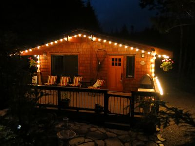 Photo for Welcome to Port Renfrew's Pet Friendly Cottage