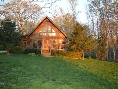 Photo for GREAT RATES & SUMMER DATES-MOUNTAIN VIEW CABIN 2B-3B-MINUTES TO FALL CREEK FALLS