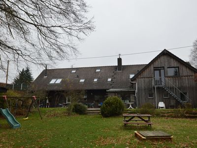 Photo for A modern group house, near the picturesque town of Monschau.