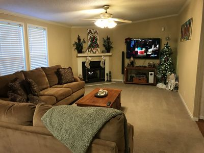 Photo for 3BR House Vacation Rental in CROSS HILL, South Carolina