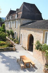 Photo for Cottage La Marcillande, (for up to 6 guests) Riverside Luxury -  Pool & Gardens