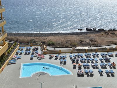 Photo for IN FIRST LINE OF SEA, WITH HEATED POOL, PRIVATE SOLARIUM and WiFi - 30