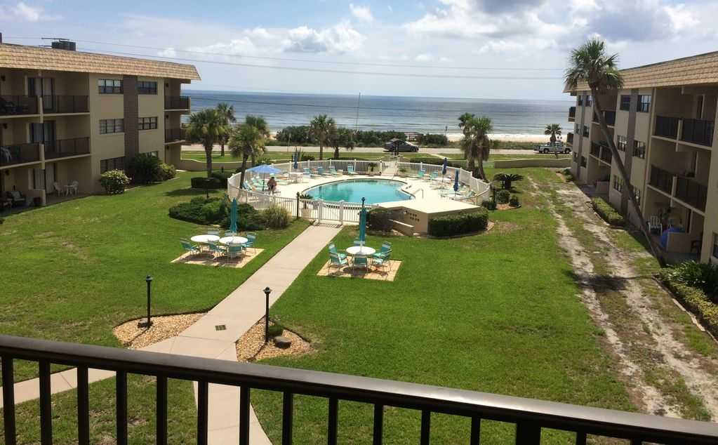 Amazing 2br 2bath Ormond Beach Condo With Fabulous Views