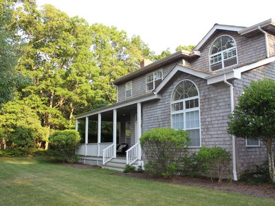 Photo for Charming East Hampton Springs Country Home with Beautiful Secluded Pool