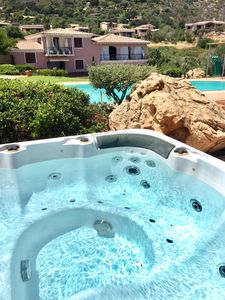Photo for Garden House With Panoramic Sea View,Swimming Pool, 5 minutes from the beach
