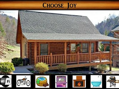 Photo for Choose Joy } Wifi / Pool Access / Hot Tub / Pool Access