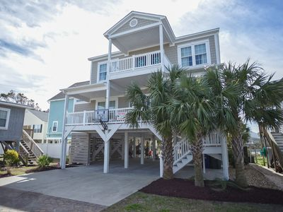 Photo for Luxury 4Bedroom/ 4 Bath with Private Salt-Water Pool!