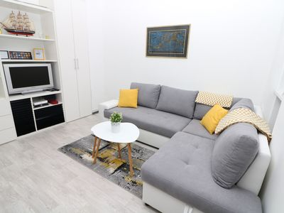 Photo for Apartment Corto 8 Minutes Walk from the Beach