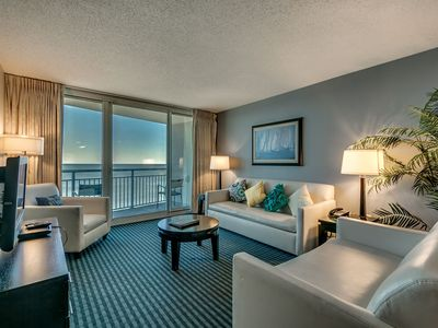 Photo for Watch Beautiful Sunrises from this Stunning 3 bd 3ba Oceanfront 6/10-22 $375/