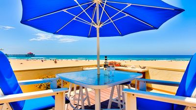 Photo for Beach Front Surf City Huntington Beach - Walk to Pier - Whitewater View