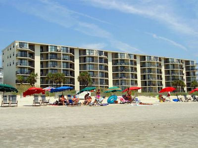 Photo for Crescent Sands H4 vacation condo