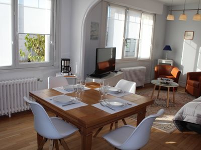 Photo for Boulogne sur mer, apartment downtown, near marina, classified ***