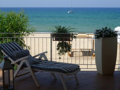 Photo for VILLA THE BECH a few steps from the sea