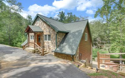 Toccoa River Cottage - Doesn't get any better than this!