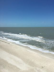 Photo for Beautiful Beachfront Condo, Breathtaking Sunsets, Direct Access To Beach, Pool