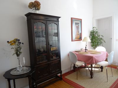 Photo for Individual apartment in the old town with a secluded courtyard, ideal for couples