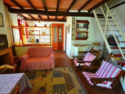 Photo for Spacious Holiday Home in San Marcello Pistoiese with Pool