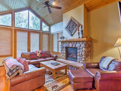 Photo for Steamboat Springs Townhome - 1 Block to Lifts!